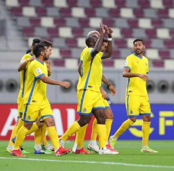دوري أبطال آسيا: النصر يصعد إلى دور الـ8 على حساب تراكتور الإيراني