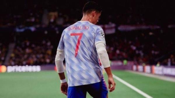 رونالدو بعد الخسارة الأولى يعلق