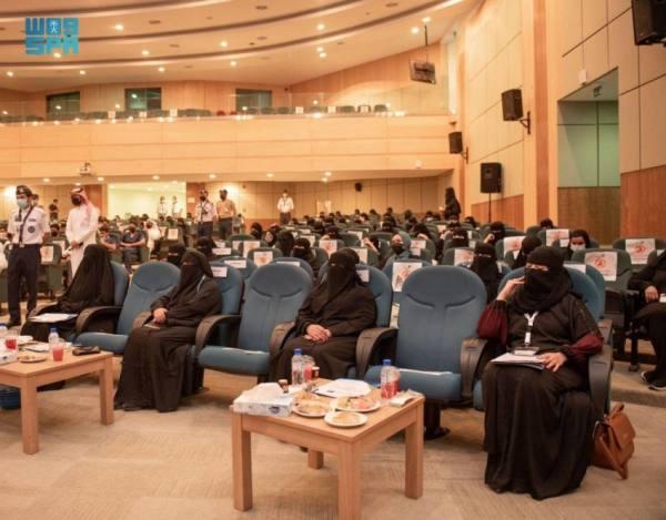 جامعة الباحة تقيم لقاءً تعريفياً للطلبة المستجدين