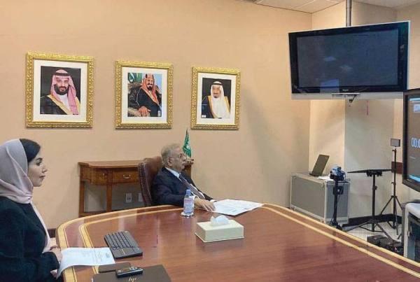 المعلمي: تصميم سعودي على إصلاحات بعيدة المدى لتمكين المرأة