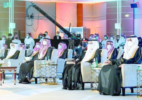 وزير الحرس خلال افتتاح القمة