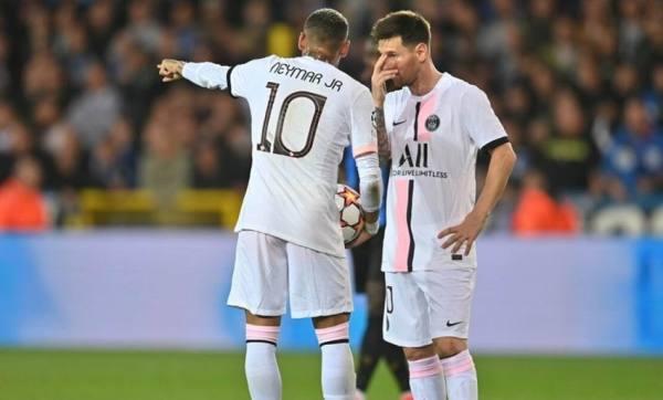 سان جيرمان يتلقى ضربة موجعة ويعود بخيبة أمل من بلجيكا