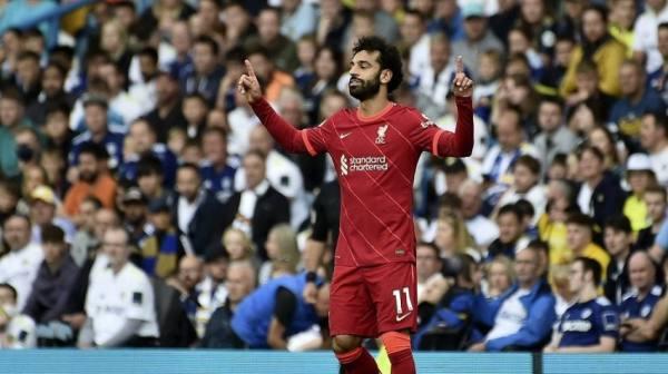 صلاح يواصل كتابة التاريخ مع ليفربول ويحقق رقم قياسي جديد