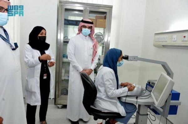 تدشين مركز للمحاكاة السريرية بكلية الطب في جامعة الامام عبدالرحمن