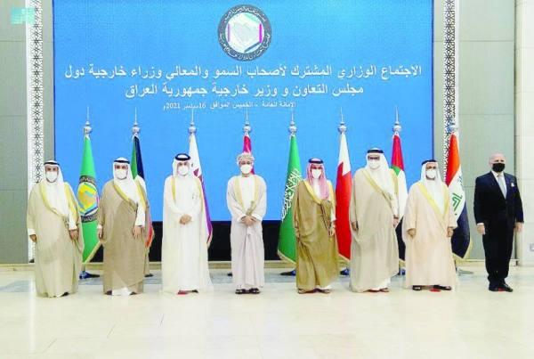 «الوزاري الخليجي» يندد بمحاولات الحوثي استهداف المملكة