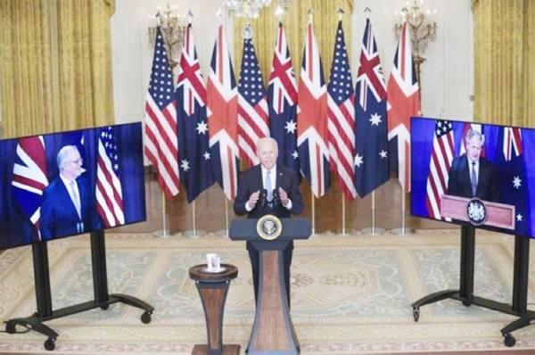 بريطانيا تعلن عن تحالف أمني مع أمريكا وأستراليا