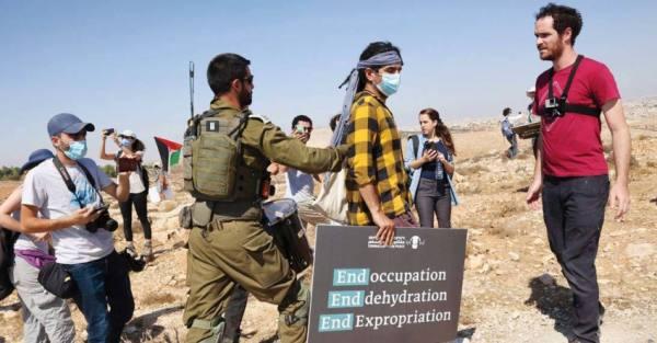 الجامعة تحذر من تنفيذ الاحتلال لمشروع  «تسوية الأراضي»