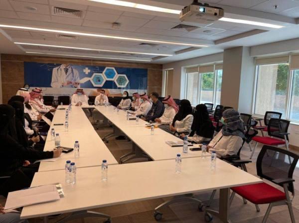 تشغيل مستشفى محمد بن عبدالعزيز في الرياض بالطاقة الكاملة غداً