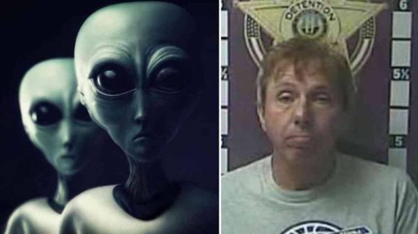 أمريكا: القبض على رجل أطلق النار على كائنات فضائية