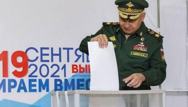 روسيا.. الحزب الداعم لبوتين يتجه للفوز في الانتخابات البرلمانية