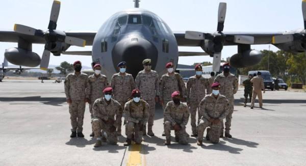 تمرين للقوات الخاصة يجمع السعودية والإمارات ومصر واليونان