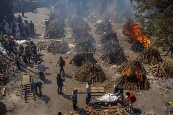 252 وفاة  في الهند بسبب كورونا