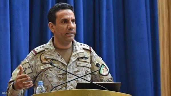 التحالف: اعتراض وتدمير مسيرة مفخخة أطلقتها ميليشيا الحوثي تجاه خميس مشيط