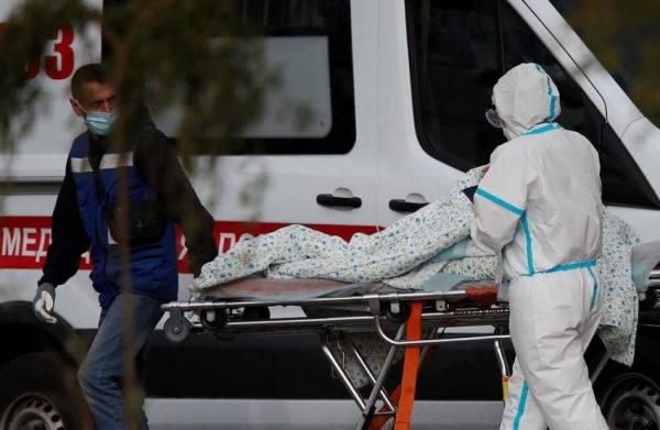روسيا تسجل 812 وفاة بكورونا