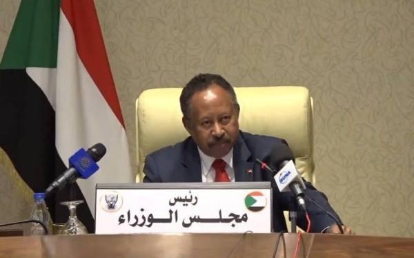حمدوك: أنصار البشير وراء الانقلاب الفاشل في السودان