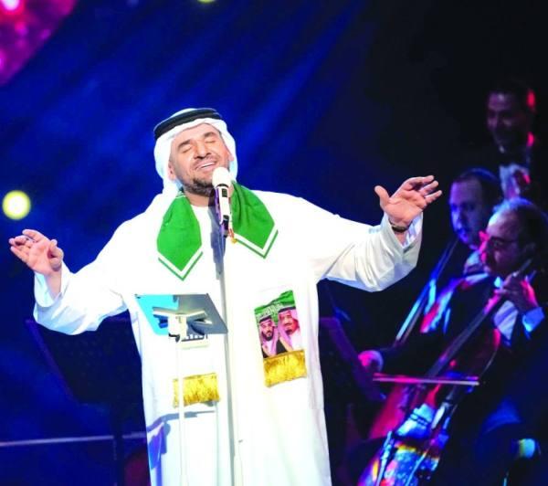 الليلة.. الجسمي يطلق حفلات اليوم الوطني من جدة