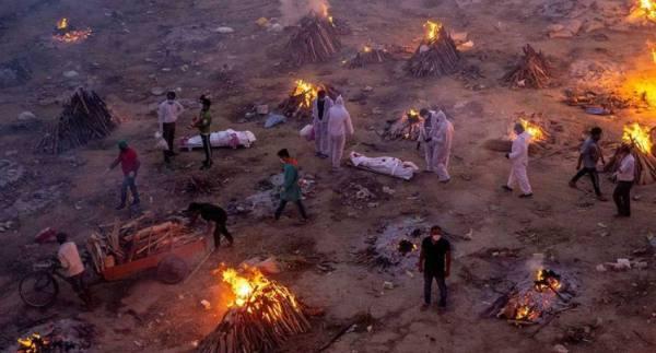 الهند .. 383 وفاة بكورونا