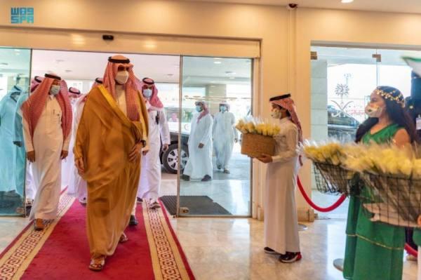 أمير الجوف: الاحتفال بيوم الوطن يُعزز القيم الوطنية ومعاني الولاء والانتماء