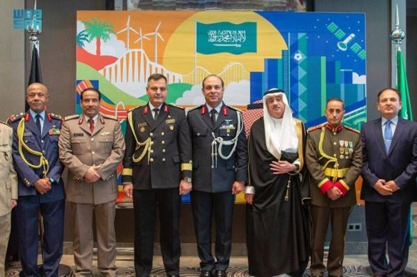 سفارة المملكة لدى ألمانيا تحتفل باليوم الوطني