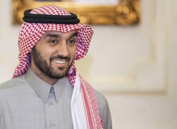 وزير الرياضة : المملكة على موعد مع استضافة أكبر حدث عالمي في ديسمبر المقبل