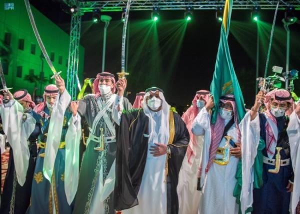 أمير الرياض بالنيابة يرعى حفل وزارة التعليم باليوم الوطني