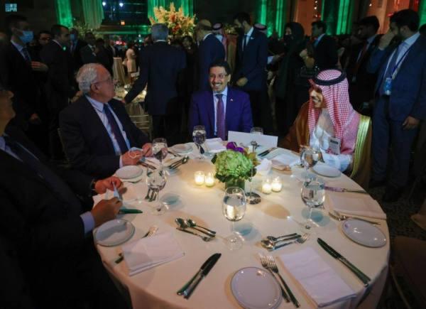 وزير الخارجية: حراك المملكة الدبلوماسي قائم على الاعتدال والانفتاح والحوار والتعاون