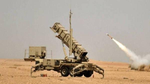تدمير صاروخ باليستي حوثي باتجاه نجران
