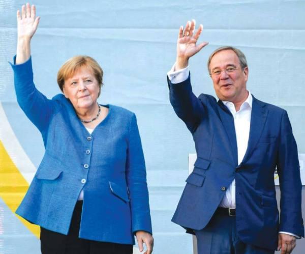 ألمانيا .. المستشارة تنتظر وصول المستشار أو البقاء مؤقتا لترتيب البيت!