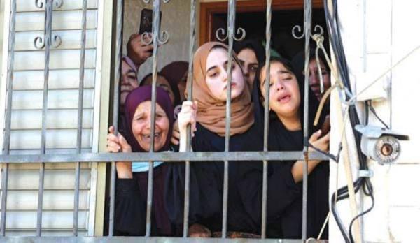 استشهاد 4 فلسطينيين تصدوا لجيش الاحتلال في الضفة الغربية