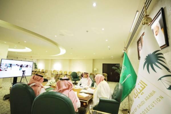 النائب العام يشارك في اجتماع نواب العموم والمدعين العامين بدول مجلس التعاون