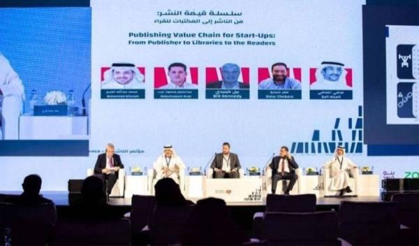 مؤتمر الناشرين: صناعة النشر في المملكة تعيش حالة تحول مدهشة