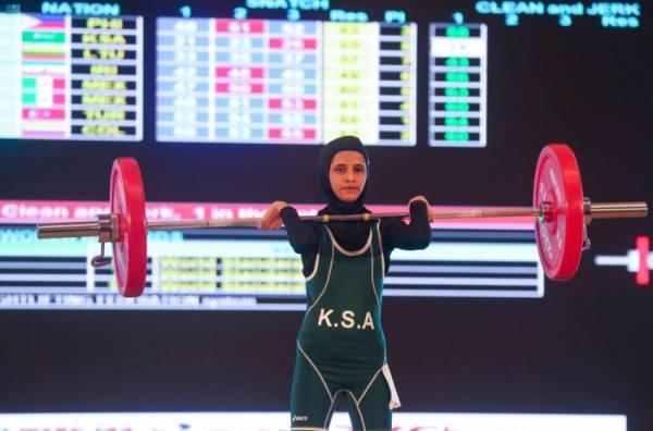 انطلاق بطولة العالم لرفع الأثقال للشباب تحت 17 سنة بجدة