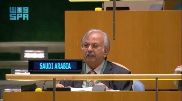 المعلمي: المملكة قلقة إزاء عدم تنفيذ إيران التزامتها في الاتفاق النووي 5+1