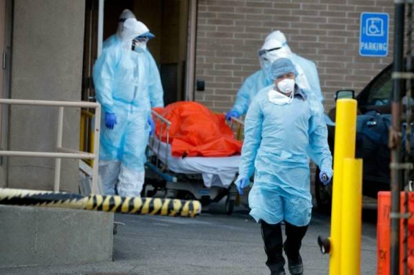 الولايات المتحدة: 102,805 إصابات جديدة بكوفيد 19 و1,850 حالة وفاة