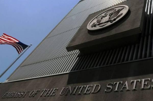 السفارة الأمريكية بالرياض: على الحوثي البعد عن العنف