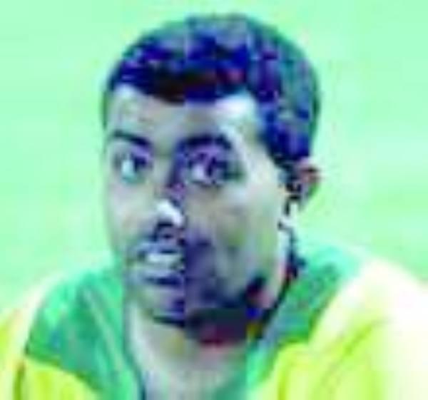 وفاة لاعب الخليج في مباراة حواري