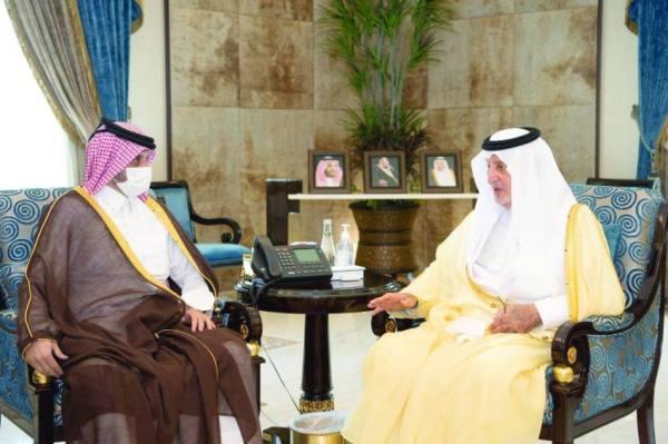 أمير مكة يبحث «الموضوعات المشتركة» مع القنصل القطري