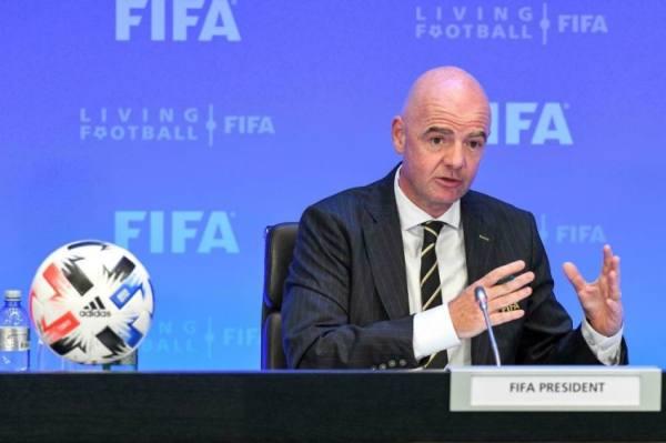 رئيس الفيفا يبرر توجه الفيفا لتنظيم كأس العالم كل عامين