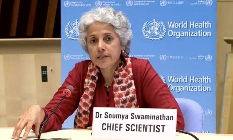 Dr Soumya Swaminathan. A great trial for murderous disinformation?