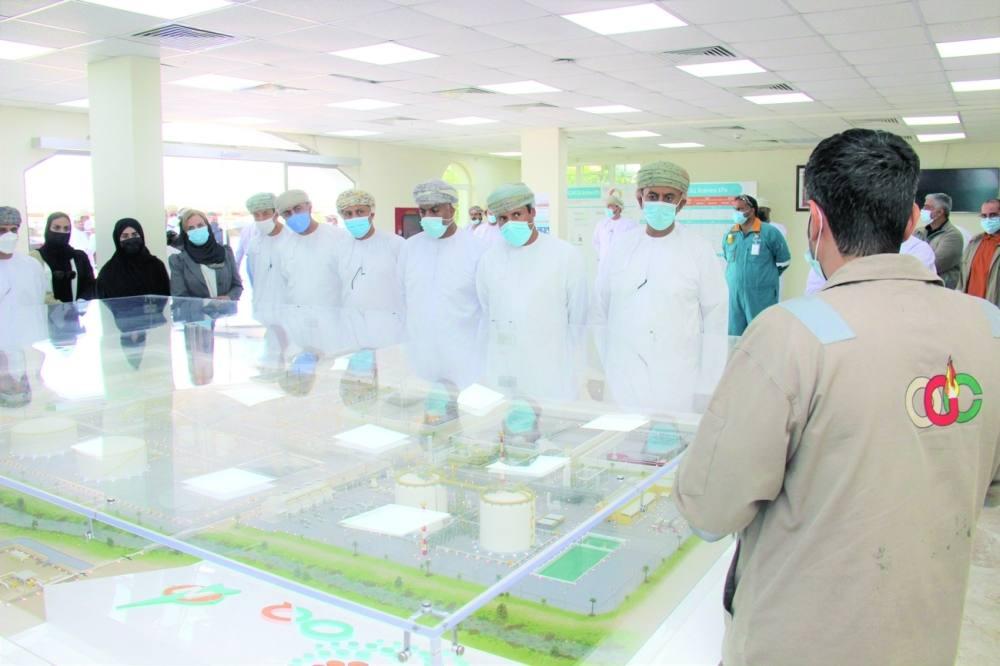 Mega progetto farmaceutico che si fa strada a Salalah FZ